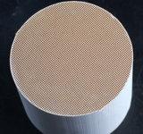 Substrato de cerámica de la ayuda del catalizador del panal