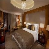 Mobília ajustada do hotel da mobília comercial de madeira