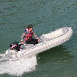 Acqua Cooling 6HP 2 Stroke Boat Outboard Motor Hangkai M6