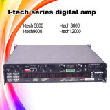 I-Tech5000専門力のオーディオ・アンプ
