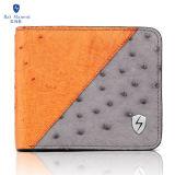 유행 색깔 쇠가죽 가죽 다채로운 지갑을%s 가진 마술 디자인 지갑