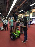 Vespa eléctrica campo a través Segway de la motocicleta de dos ruedas