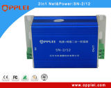 Ethernet und Ppower 2 in 1 Kamera-schützendem Überspannungsableiter