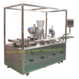 Automatisches Bottle Powder Filling Machine mit Auger Type Filling