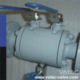 Steel fucinato Double Block e Bleed Dbb Ball Valve con Flange o Thread Estremità