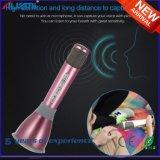 Jogador do microfone do karaoke do altofalante de Bluetooth do telefone móvel