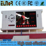Водоустойчивая доска экрана P16 напольная СИД видео- для рекламировать улицы