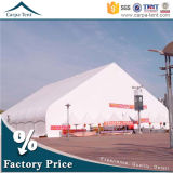 Clear Span Structure Outdoor Sport Event Marquee Curved Type Tent