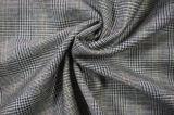 Comprobaciones para del tweed de la tela de las lanas el juego 100wool