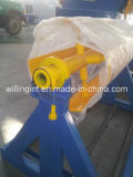 Alta calidad 3 toneladas de manual Decoiler