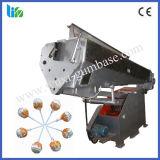 Gute Qualitätsrunde Form-Lutscher, der Maschine im haltbaren Gebrauch herstellt
