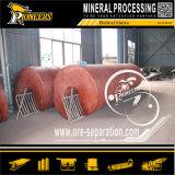 Séparateur de spirale de densité de matériel de minerai d'exploitation pour la réduction de minerai d'or