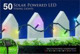 50의 전구 LED 태양 요전같은 끈 빛 크리스마스 훈장
