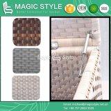 Stockage extérieur de coussin de boîte de coussin de boîte de coffre en osier principal de rotin (modèle magique)