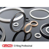 -196 Working Condition를 위한 PTFE Spring Energized Seal