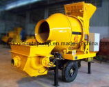 De kleine Elektrische Pomp van de Aanhangwagen van Dingfeng van de Motor Concrete voor Verkoop