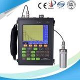 Tipo detector ultrasónico ferroviario del vehículo del defecto de la posición global del GPS