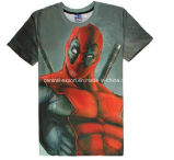 T-shirt en bonne santé d'hommes de dri