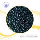 Fertilizante granulado orgânico do estrume da galinha com boa qualidade