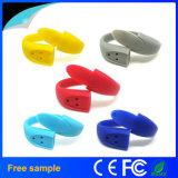 주식에 있는 도매 PVC 소맷동 USB 섬광 드라이브