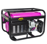 2kw Generator avec Petrol Engine Gasoline Generator 4 Stroke Ohv Air Cooled Highquality Withfour Stage Ohv Aic Cooled Engine