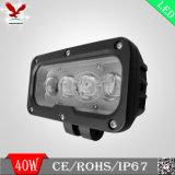 LED-Vierecks-Arbeits-Licht 40W CREE