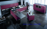 MDF Lacquer Kitchen Cabinets (多くのカラー)