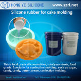 Food Gradeのための付加Cure Liquid Silicone Rubber