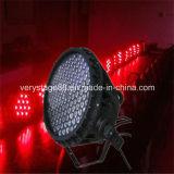 120*3W RGBW LED 방수 동위는 옥외 세척 영사기 빛 할 수 있다