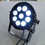Дешевая стена Washwer Rgbaw IP65 делает напольное освещение водостотьким