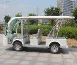 2016熱い販売のセリウムは電気8 Seaterのシャトルバスを承認した(DN-8F)
