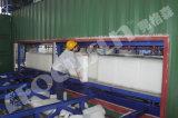 Planta de gelo móvel Containerized da fábrica de Shanghai não Guangzhou para fazer o gelo de bloco
