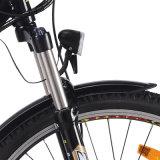 新しく標準的なディスクブレーキの電気マウンテンバイク