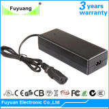 Li-íon Battery Charger de 3years Warranty Output 12.6V 8A