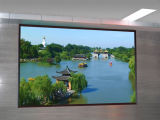 El panel de visualización publicitario video de interior a todo color de LED P4.81