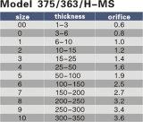 Модельный мундштук резака 375-363-H-Ms Airo