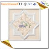Telhas do teto da gipsita do vidro de fibra