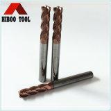 중국 좋은 제조자 HRC55 R1.0 Toridal 끝 선반
