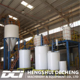 종이 직면된 석고 보드 생산 공장