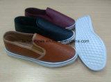 Hombres inyección deporte de la PU, zapatos, zapatos casuales (FF727-10)