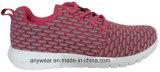 Zapatos que caminan de funcionamiento de la comodidad de los deportes de los hombres del calzado de Flyknit (816-9884)
