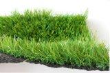 Grama artificial do relvado dos esportes, grama sintética para campos de futebol