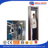 Use de interior Walk Through Metal Detectors en-Iiid Door Frame Metal Detectors