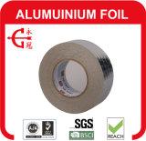 Cinta de aislamiento del papel de aluminio con el conducto hermético