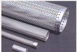 De geperforeerde Buis van het Roestvrij staal voor Automobiele Geluiddemper