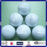 Preço barato da fábrica na bola de golfe em massa