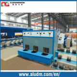 AluminiumExtrusion Machine mit 1800t Three Bins Extrusion Die /Mould Oven