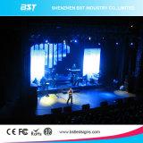 Visualización de LED a todo color al aire libre superior del alquiler de la venta P4.81mm para la etapa del concierto