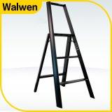 En131 de Kleurrijke Binnenlandse Vouwende Beweegbare Ladders van de Stap van de Leuning