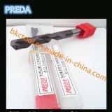 Ferramentas de potência da broca do líquido refrigerante do ângulo de ponto de 118/120/140 de grau